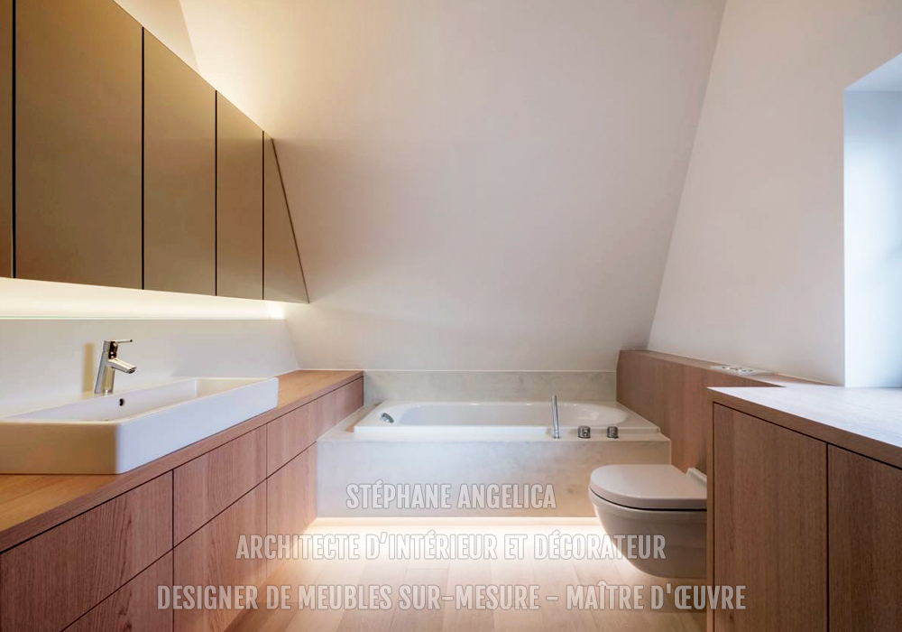 Architecte d\'intérieur | Travaux rénovation salle de bains ...