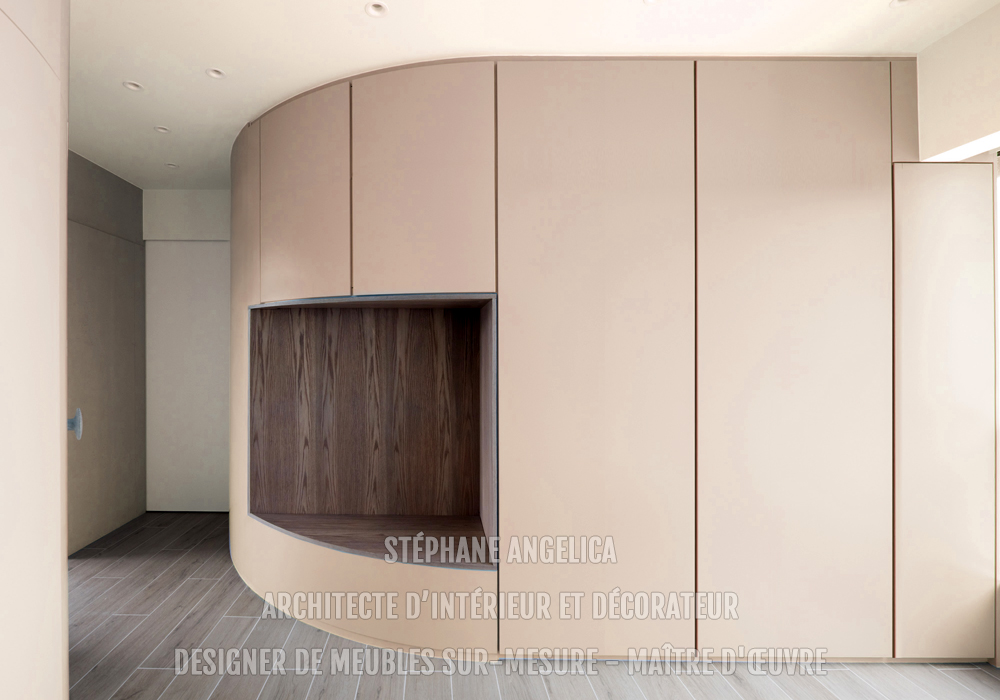 Architecte D Interieur Meuble Et Rangement Sur Mesure