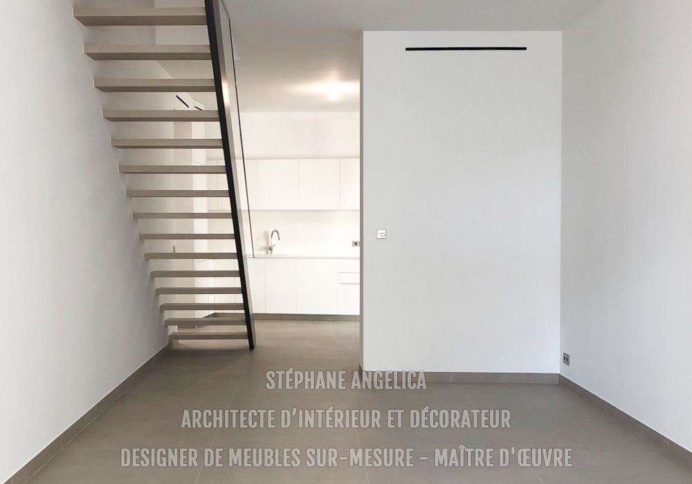 Rénovation appartement duplex